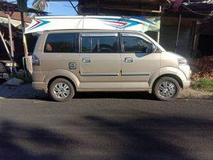 Angkut Kano dg Mobil 4