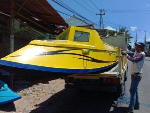 Angkut kano dg Mobil